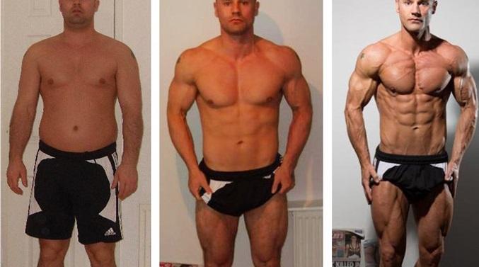 Evolução com Ph20 na redução da gordura corporal