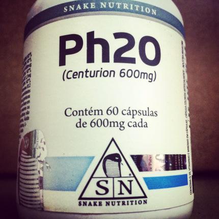 Ph20 - suplemento para ganhar massa muscular